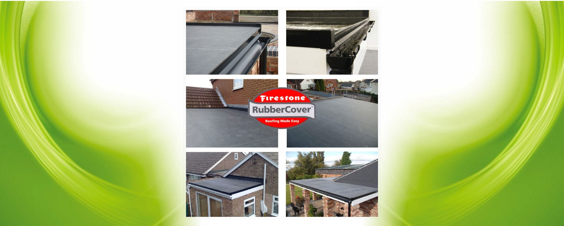 Rubber Roofing in dover