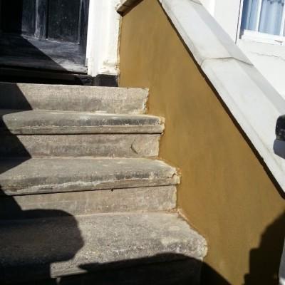 Plastering & Rendering Outside 3