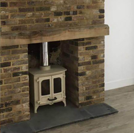 MillView Builders Fireplace