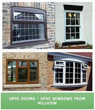 UPVC Windows installs